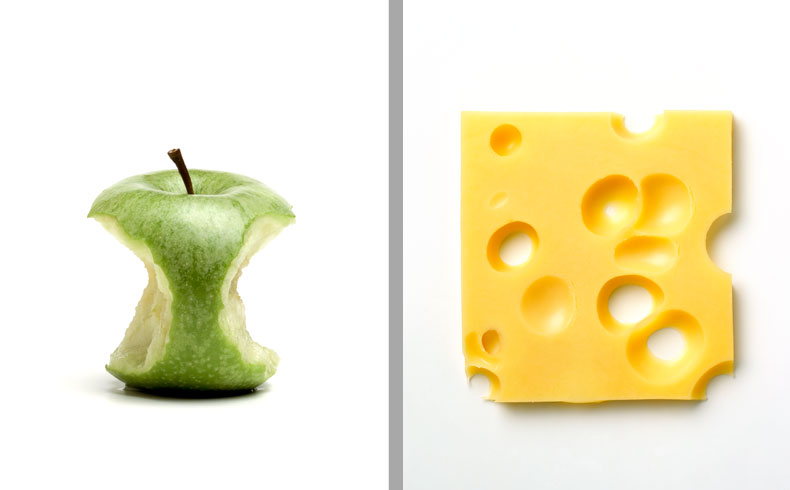 Apple Cheese