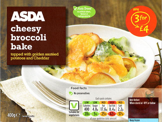 Asda Broccoli